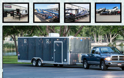 Which One Is More Advantageous: Flatbed Trailers Or Hot Shot Trucks