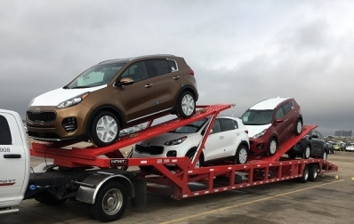 How Can Flatbed Trailers Help In Auto Transportation?