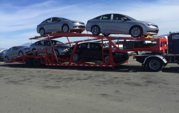 5 Car Trailers