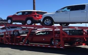 6 Car Trailers