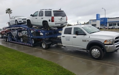 What Are The Advantages Of Using Open Car Trailers?