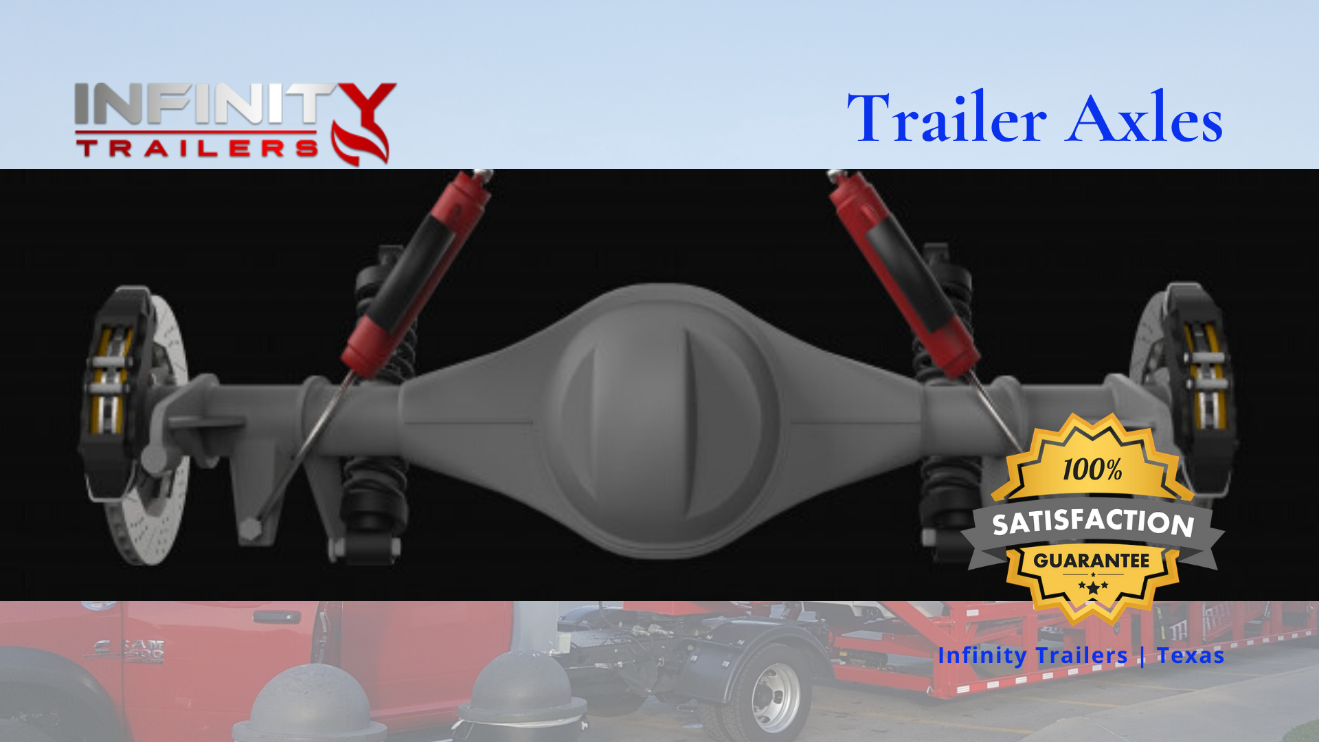 Types of Car Trailer Axles