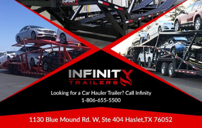 Key Benefits of Buying Car Haulers From The Infinity Trailers