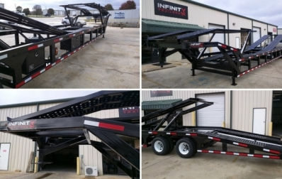 Why Do You Choose Infinity Trailers?